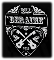 Bill Deraime Site