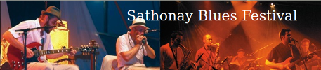 (c) Sathonay Blues Festival